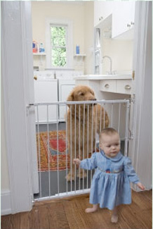 Duragate Baby or Pet Safety Gate