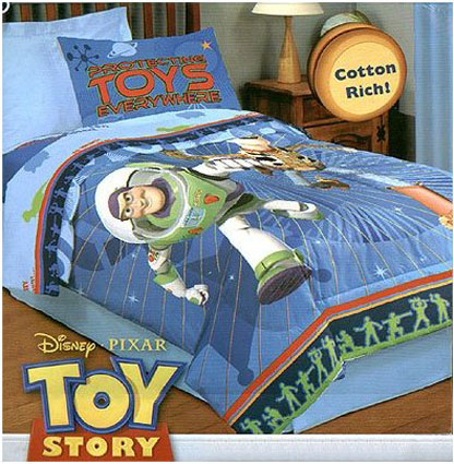 Toy Story Twin Comforter