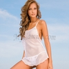 Chamela Sexy Babydoll with String Thong 13698