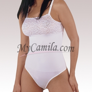 Co'CooN Lace Panty Bottom Bodysuit 1653