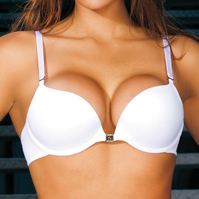Soft Cup Bra from Chamela (13310)