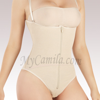 Siluet Open Breast Waist Cincher 1003