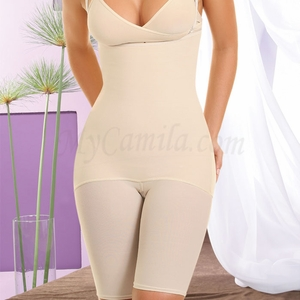 Co'CooN Powernet Open Breast Bodysuit 2130