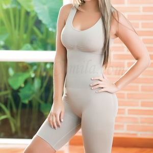 Shapewear Mid Thigh Bodysuit  Co'CooN 2461