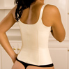 Vedette Open Breast Waist Cincher Vest 200
