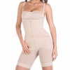 Siluet Bodysuit With Open Breast 1027