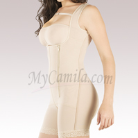 Siluet Open Breast Bodysuit 1030