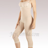 Siluet Capri Length Bodysuit With Open Breast 1128