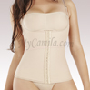 Siluet Open Breast Waist Cincher Girdle Corset 4020