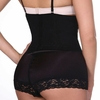 Strapless Dual Compression Boyshort Body Shaper  | Vedette 304