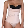 Slimming Latex Bust Lifting Thong Body Shaper |Vedette 309