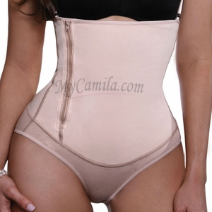 Latex Body Shaper Panty  | Vedette 319
