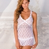 Chamela Sexy Babydoll with String Thong 13978
