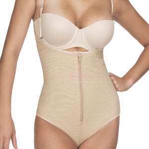 Vedette Panty Bottom Open Breast Bodysuit 152