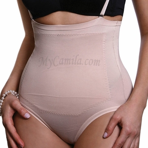 Powernet Tummy Control Body Shaper Panty  | Vedette 703