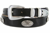 5525 Golf Belt Italian Calfskin Leather