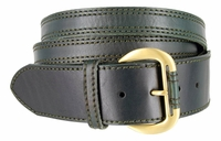 Womens Crossing Straps Belt - Green