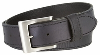 "NEW!!! 3574 Casual Full Grain Leather Belt - 1 1/2"" WIDE - 4 Colors Available"