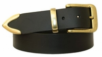 """3242 Casual Leather Belt - 1 3/8"""" wide"""