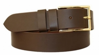 "3222 Full Grain Leather Dress Belt - 1 3/8"" wide"