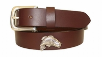 "2206 Bass Full Grain Leather Belt - 1 1/4"" wide"