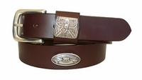 "2225 Fishing Full Grain Leather Dress Belt - 1 1/4"" wide"