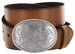 "2166 Western Full Grain LEather Belt - 1 1/2"" wide"