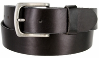 """3890 Vintage Full Grain Cowhide Leather Casual Jeans Belt 1 1/2"""" Wide - 5 COLORS AVAILABLE"""