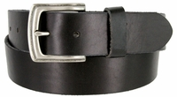 """3899 Vintage Full Grain Cowhide Leather Casual Jeans Belt 1-1/2"""" Wide 5 Colors Available"""