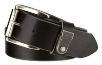 """3863 Prime Series Vintage Hand Made Leather Belt Lock Design  1-1/2"""" wide MADE IN USA"""