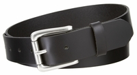 """3617 Roller Casual Smooth Leather Dress Belt - 1 3/8"""" wide"""