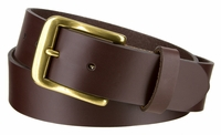 """3782 Leather Casual Dress Belt - 1 3/8"""" Made in the U.S."""