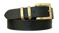 "3800 Full Grain Leather Casual Belt - 1 3/8"" wide"