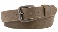 """3876 Born and Raised American Made Genuine Leather Belt 1-1/2"""" wide"""
