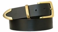 """3724 Casual Leather Belt - 1 1/2"""" wide"""