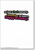 Clear Conscience Unique Humorous Birthday Paper Card Nobleworks image 1