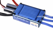HobbyWing C-Platinum-70A-HV-OPTO Brushless ESC for 600 RC Heli and Giant Scale Airplane