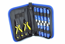 EXI 11pcs RC Tool Kit w/ Handy Case (Special Tool Set!!!) EXI-641-ToolCaseKit