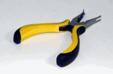 "Pliers,Round Nose,4-1/2"" by EXI S802_PlierTool"