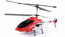 "Syma S031 3 Channel Huge Size 24"" Long Outdoor RTF  Helicopter w/ Gyroscope (Red) RC Remote Control Radio"