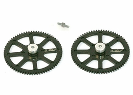 Main gear A(2pcs) EK-002464