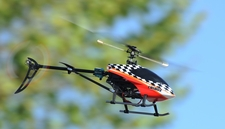 Walkera 2.4Ghz CB180Z Shaft Driven Helicopter w/ Auto Stabilizing Gyro & Brushless Motor/ESC/Lipo