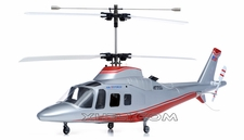 Art Tech 4-CH 400 Class Agusta Double rotor Helicopter RTF