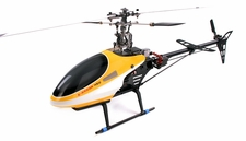 6-CH Dynam E-Razor 450 Metal Direct-Belt-Driven Brushless 3D  Helicopter Fully-Loaded w/ Lipo, Brushless Motor+ESC 2.4G Ready to Fly RC Remote Control Radio