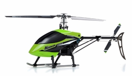 Exceed RC  Classima 300 Flybarless 2.4Ghz Metal Ready to Fly RTF Helicopter w/ Auto Stabilizing Gyro/LCD Digital Transmitter (Green) RC Remote Control Radio