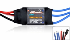 Exceed RC Proton/Volcano 18A Brushless Motor Speed Controller ESC