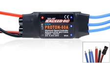 Exceed RC Proton/Volcano 60A Brushless Speed Controller ESC