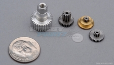 Servo Gear Set for D657 D658 D132F D135F