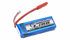 Blue LiPo 3-Cell 2200mAh 3S1P 11.1v 25C LiPoly Battery