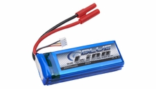 Blue LiPo 3-Cell 2200mAh 3S1P 11.1v 30C LiPo Battery